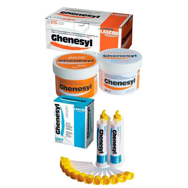 Kit Silicona Adición Ghenesyl
