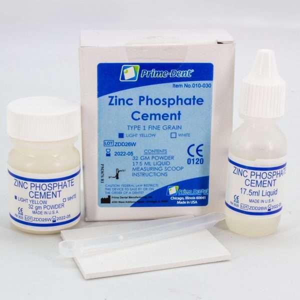 Cemento Fosfato de Zinc Prime Dental