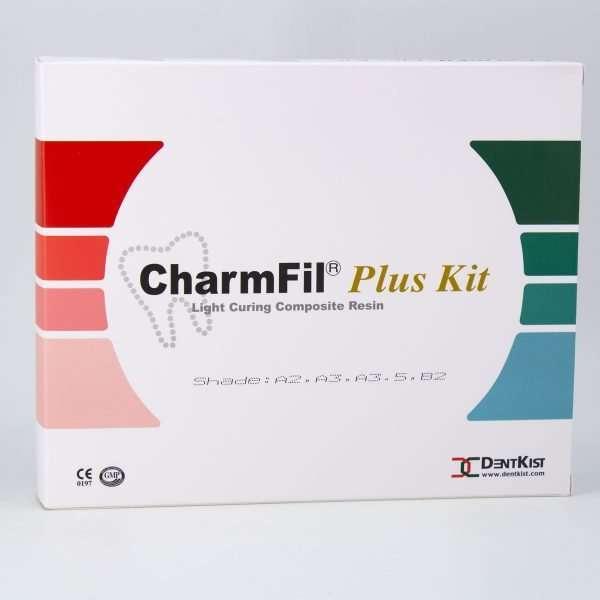 Kit Resina CharmFil Plus Dentkist