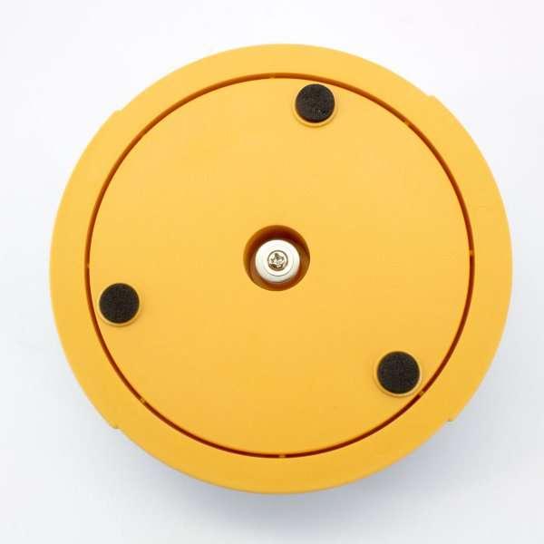 Fresario Semicircular base amarilla