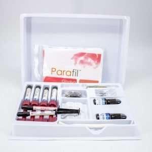 Kit Resina Parafil Lab 4