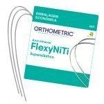 Arcos Flexy NiTi Super Elástico Orthometric