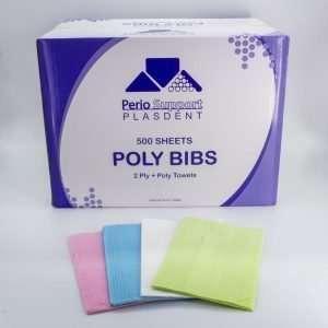 Pecheras Poly Bibs