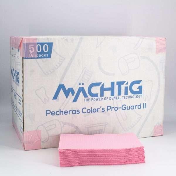 Pecheras Color´s Pro-Guard II Machtig rosado