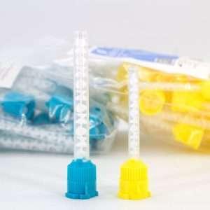 Puntas Mezcladoras para silicona