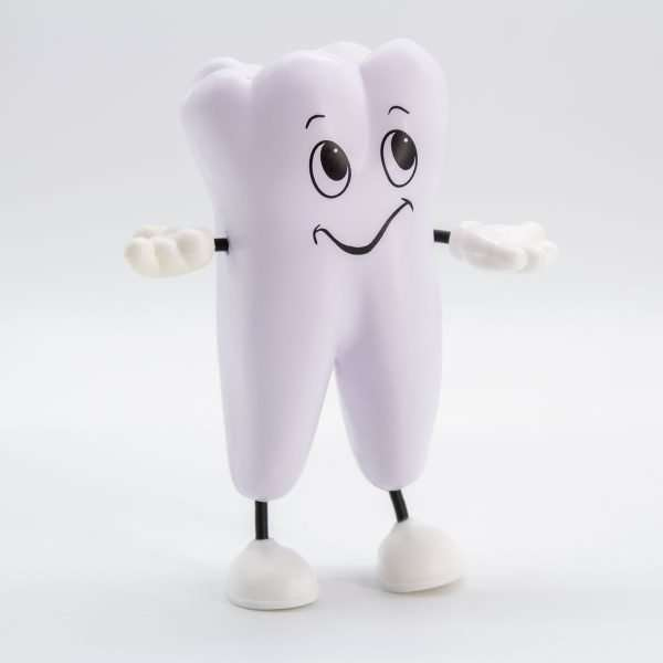 Figura decorativa Tooth Man