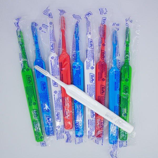 Cepillo Dental Implant/Ortho pack