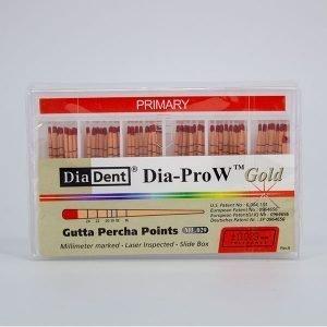 Cono Guta Dia-Pro W Gold Primary