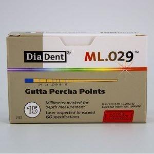 Cono Guta Tubo ML.029 Taper