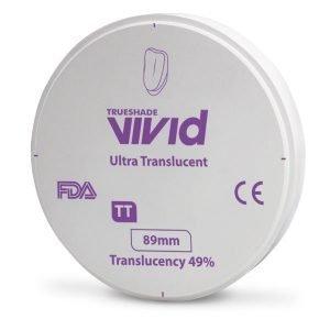 Disco Zirconio Ultra Translucido TT