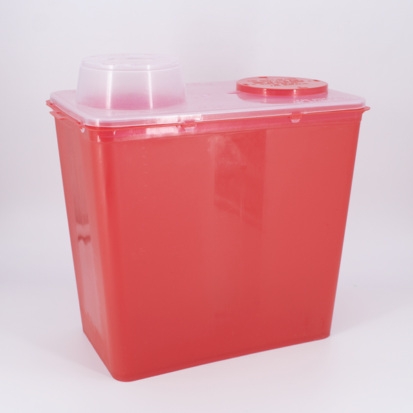Caja para desechos Cortopunzantes