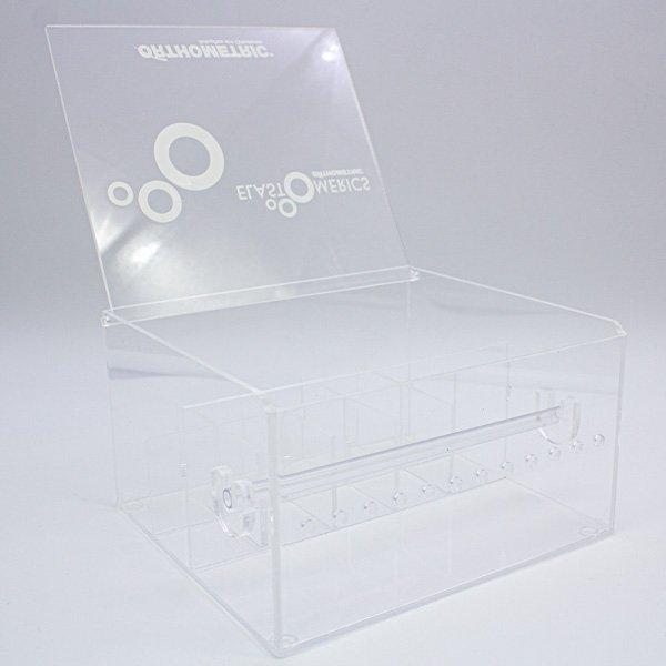 Organizador Cadenas Rollo / Ligaduras módulos grande Orthometric P32