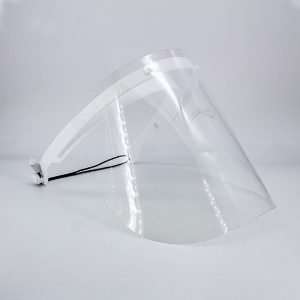 Protector Facial Shield Anti-Fog