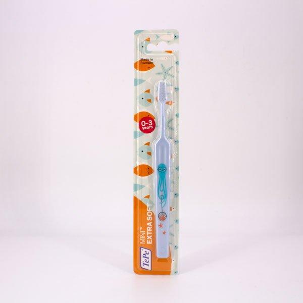 Cepillo Dental Mini Extra Soft Blister tepe