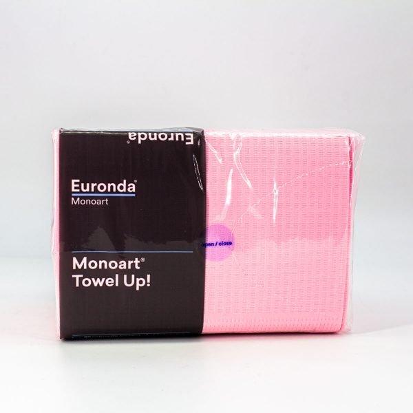 Pecheras Servilletas o Baberos Desechables Monoart Euronda