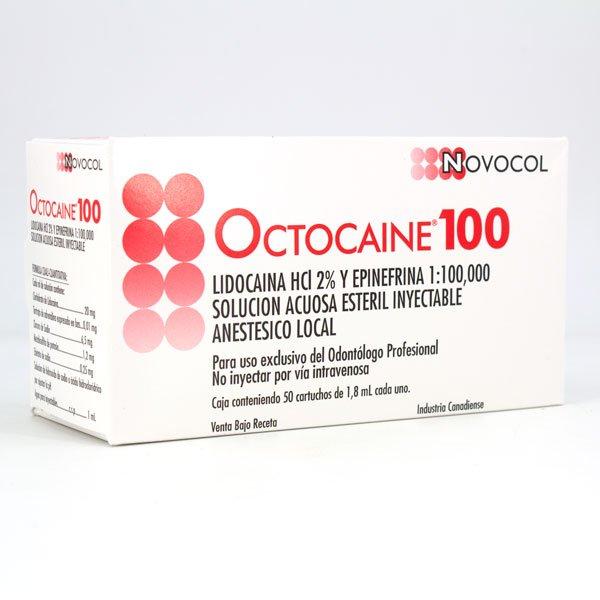 Octocaine 100 2%