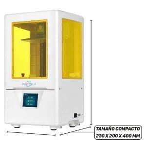 Impresera 3D blanca Photon