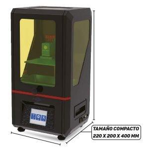 Impresera 3D negra Photon