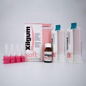 Silicona Reproducción Gingival Xilgum Soft