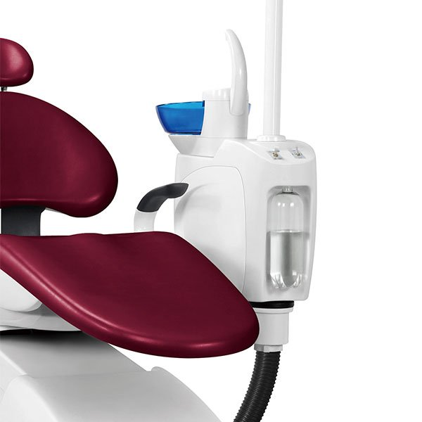Sillón Dental BZ636 LUX con taburete Fengdan acercamiento
