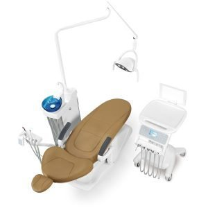 Sillón Dental BZ638 LUX