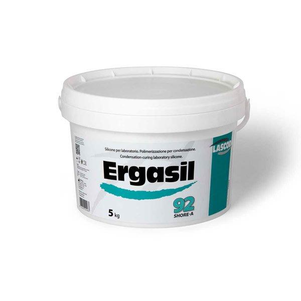 Silicona Condensación Laboratorio Ergasil Lascod