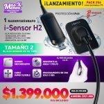 [PACK256] 1 Radiovisiógrafo i-Sensor H2 Woodpecker