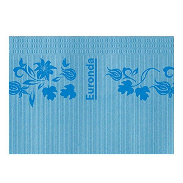 Pecheras Servilletas Towel Up Floral celeste