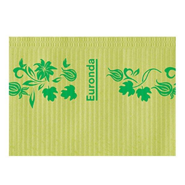 Pecheras Servilletas Towel Up Floral verde