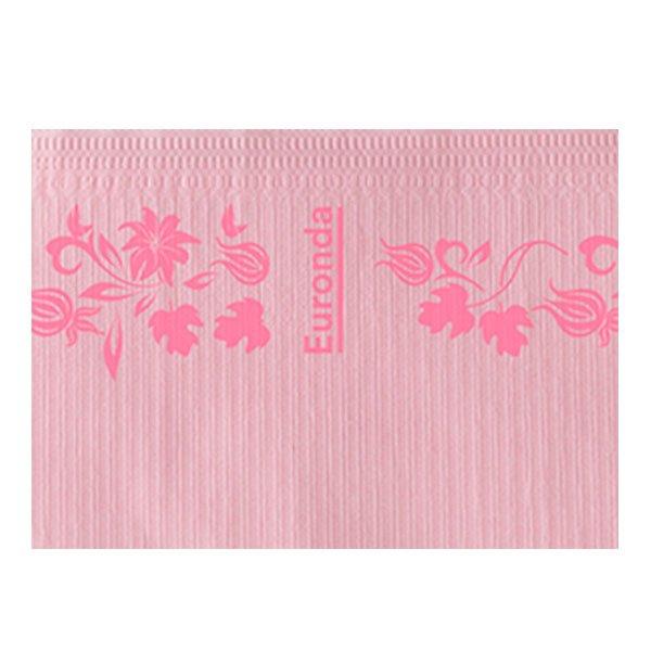 Pecheras Servilletas Towel Up Floral rosado
