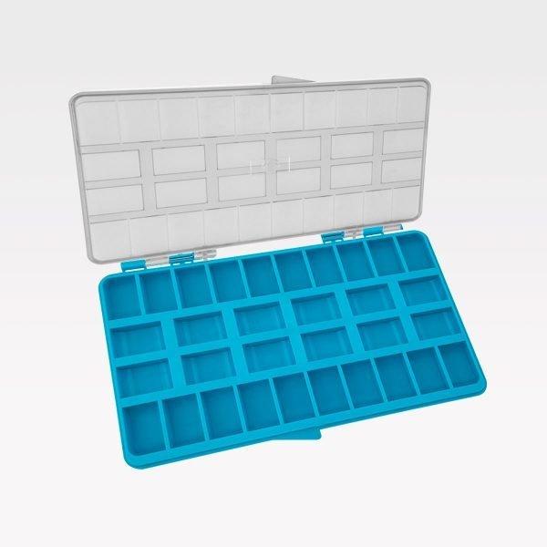 Caja Organizadora Multiuso Orthometric azul
