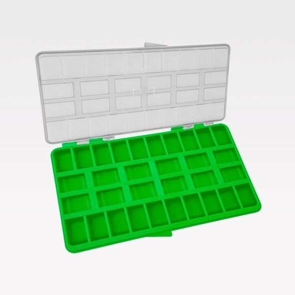 Caja Organizadora Multiuso Orthometric verde