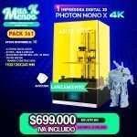 1 Impresora digital 3D Photon Mono X Anycubic