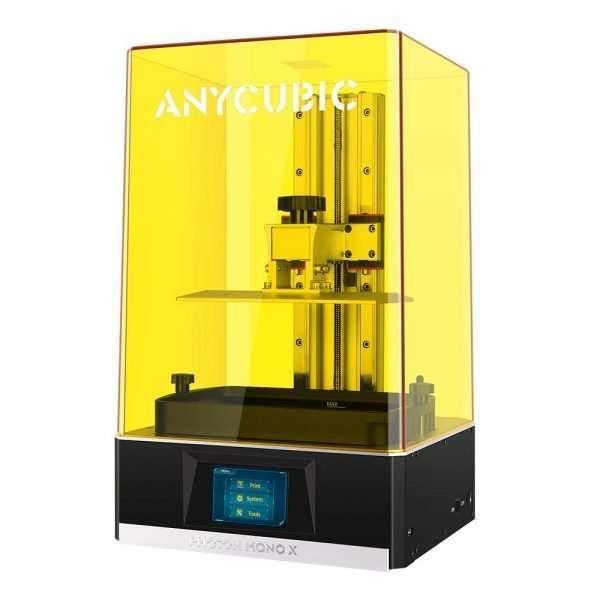 ANYCUBIC PHOTON MONO X (4K) Más grande y más rápido Impresión 3D de Resina de lata Velocida