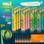 [PACK375] 10 Cepillos Dentales Good Regular Tepe + Regalo