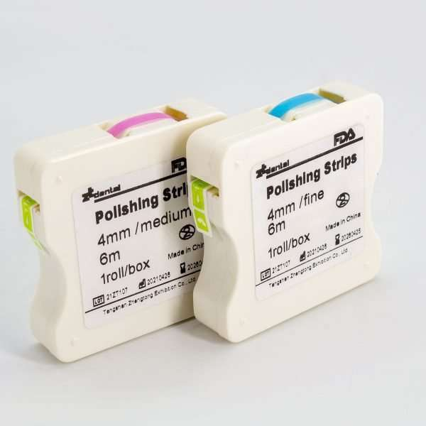 Cintas Abrasivas Polishing Strips ZT Dental