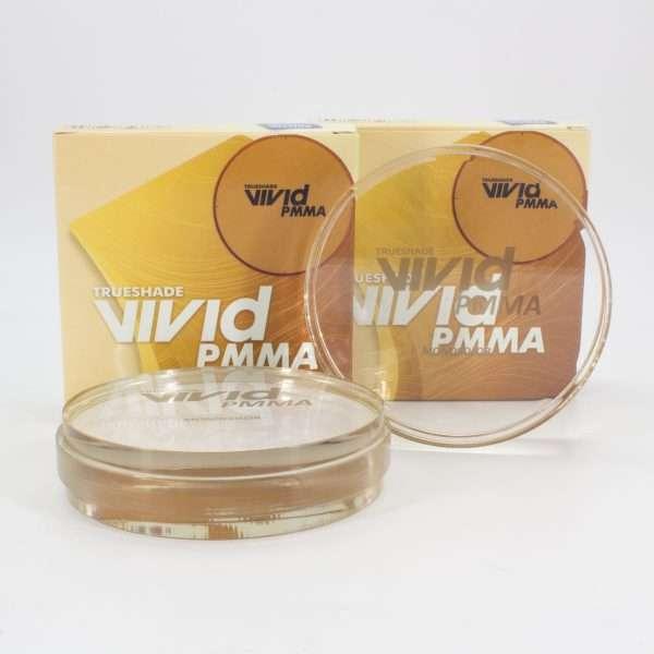 Disco de PMMA Transparente Vivid