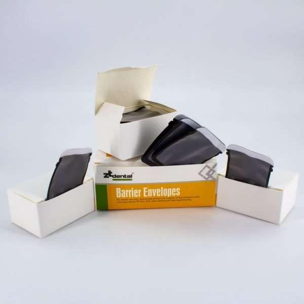 Protector Placas de Fosfato Nº2 x 300 un ZT Dental