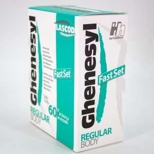 Silicona Adición Regular Body Fast Ghenesyl Lascod