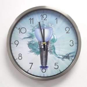 Reloj de Pared redondo Muelita Modelo A